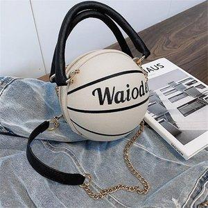 Mujeres Baloncesto bolsos del hombro bolsas de alta calidad real de piel de cordero Bolsas comerciales Casual Pequeño exquisito # 43914