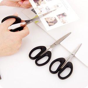 Para trabalhar em um Scissors Diy Office Student Paper-Cut Knife Household cozinha de aço inoxidável Tesoura Crianças manuais Tesoura Pequenas