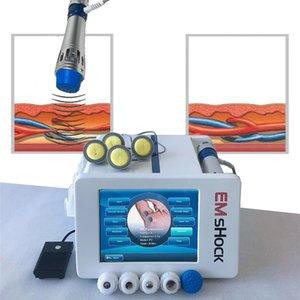 kilo kaybı için, radyal şok dalgası titreşim vantuz darbesiyle daha fizyoterapi EMS kas stimülasyon için EMSHOCK / ağrı