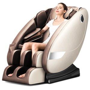 LEK L8 casa gravità zero Massage Chair riscaldamento elettrico reclinabile corpo pieno massaggio sedie divano massaggio shiatsu intelligente