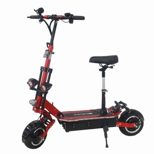 KK10S MAIKE KK10S 5000w 26AH 11inch foldable Electric Mobility Scooter e scooter for adults