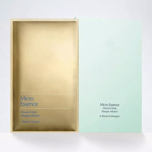 Micro Essence máscara de infusão Máscara Facial Hidratante 6 pcs Set