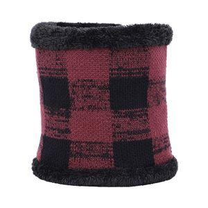 Unisex Winter Slouchy Beanie Hat Scarf Knitted Neck Warmers Gaiters Skull Caps Crochet Knit Baggy Beanie Skull Hat Ski Cap Scarf