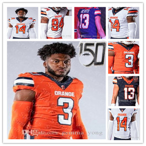2019 Männer NCAA Syracuse orange College Football 9 Don McPherson 44 Ernie Davis Floyd Little 47 Joe Morris 88 John Mackey 150. Jersey Günstige