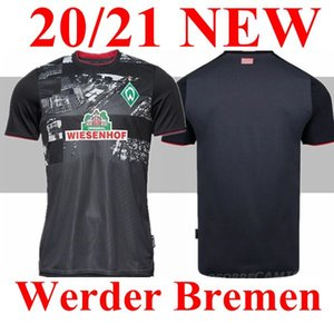 20 21 Werder Bremen home away third Shirt 2020 2021 Junior Sportverein Soccer Jerseys PIZARRO OSAKO HARNIK KRUSE RASHICA Football shirt
