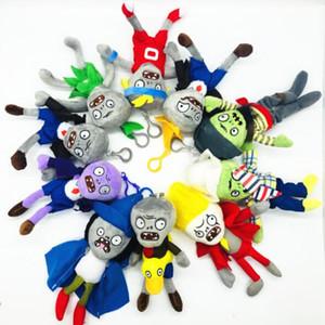 어린이 선물 파티 용 장난감 좀비 부드러운 인형 봉제 장난감 인형 아기 장난감 대 좀비 봉제 인형 20cm 식물 대 10 개 스타일 식물