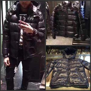 New Casual top quality MAYA Windproof Down Men's Down Jacket Winter Warm Coat Man Ultralight Duck Down Jacket Male Windproof Parka
