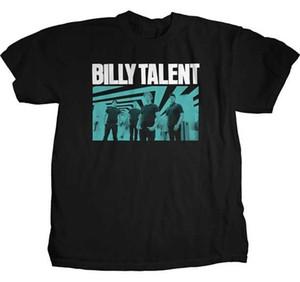 빌리 재능 블루 사진 T 셔츠 S M L Xl 새로운 공식 티셔츠