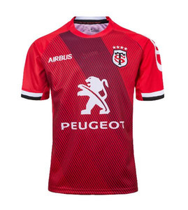 2019 Toulouse Rugby League maglie in jersey Tluth sport della camicia per il tempo libero Lentulo camicie S-3XL libera il trasporto