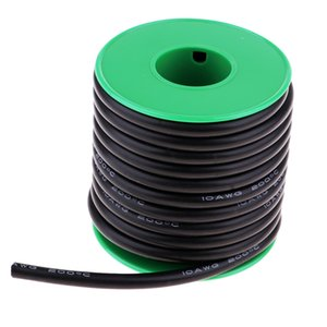 4 Meter Super Flexible High Temperature Silicone Wire for RC Airplane Parts