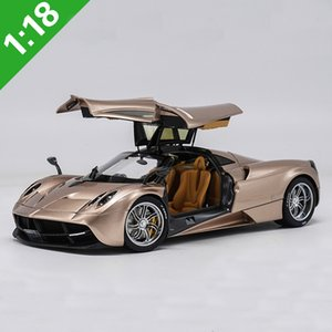 01:18 Pagani Automobili Huayra die-cast Supercar Model Car Gift Collection com caixa original T191129