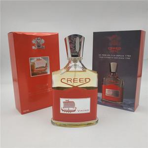 Hot CREED Mens Perfume Beleza Maquiagem Parfumes Saúde Duradoura Desodorante Perfumado EAU DE Toilette Spray Incenso Perfume 100 ml 3.4 oz