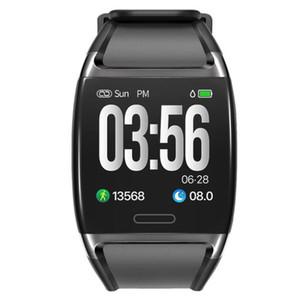 Reloj elegante nueva V2 1,3 pulgadas de pantalla en color de la presión del ritmo cardíaco análisis de sangre continuo paso a paso pulsera inteligente IP67 Detección del sueño