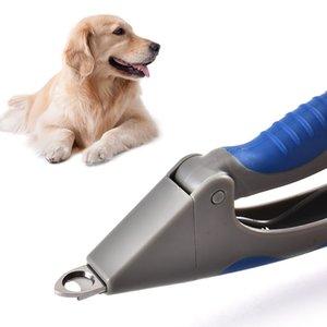 Cão por atacado Clippers Prego Não-slip Dog Pet Cat Care Nail Clipper Unhas de aço inoxidável Little Scissors Grooming Trimmer DBC DH0469