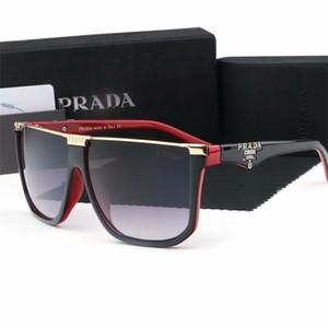 mode Livraison gratuite lunettes de soleil de preuves rétro de luxe hommes vintage logo laser design de la marque de cadre en or brillant femmes de qualité supérieure avec