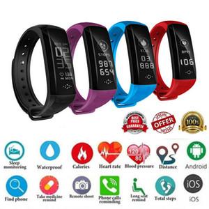 BANGWEI умный браслет сердечного ритма артериального давления кислорода оксиметр водонепроницаемый спорт браслет умный часы для iOS андроид