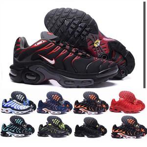 Nike Air Max Flyknit 2019 Top Cheap TN Mens Running Shoes Ultra Sport TN Requin scarpe da tennis Scarpe da corsa 7-12 l3