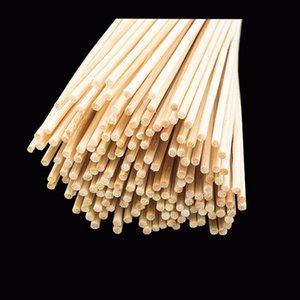 90pcs / Set de barbacoa Accesorios de bambú Pinchos Grill hay Kabob Las astillas de madera barbacoa Herramientas Churrasco Parrilla Mats