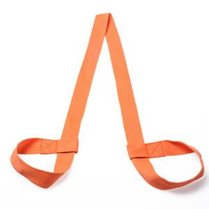Adjustable Yoga Mat Belt Yoga Mat Shoulder Strap Carrier Band Exercise Stretch Fitness Gym Sports Rope Accessories