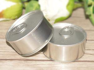 vape 65 * 35 milímetros Smartbud Tin Can prova cheiro com Easy Open End Press Tin inferior 2019 novo design de alta qualidade recipiente erva seca