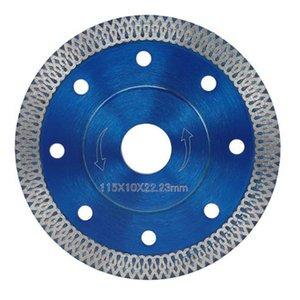 Сухая резка Алмазная пила Cutter 105/115 / 125мм синий пильных Workshop инструмент Запчасти