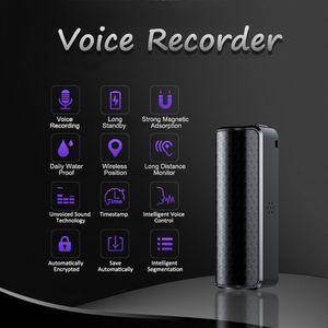8GB السوبر ميني صوتي رقمي مسجل Q70 المحمولة تسجيل مصغرة القلم المغناطيسي المهنية تسجيل صوتي نشط الدرجة اجتماع