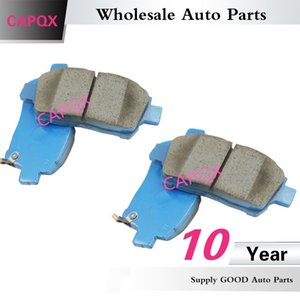 CAPQX Frente Brake Pads OEM: 04465-52100 Para Yaris, Celica, MR2, Prius, Corolla, Eco