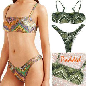 GLANE Femmes Sexy Bikini Ensembles Monokini Lady Pop maillot de bain Plage Surf Wear NOUVEAU Swimming Beachwear Soutien en gros