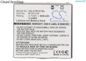 Cameron Sino 600mAh Battery BTR721B for Casio C721