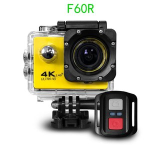 2021- 15pcs Action camera F60R 4K 30fps 1080p 60fps WiFi 2.0