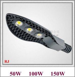 COB LED street light lamp LED road light IP65 waterproof 50W   100W   150W AC85V-265V 50HZ 60HZ racket style II RJ-LS-D 2019