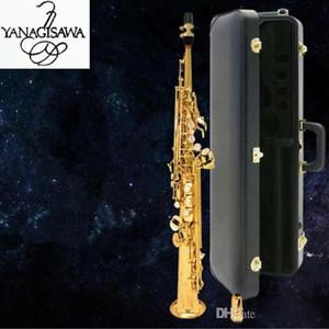 saxofón New Japan YANAGISAWA S901 B Soprano alta calidad instrumentos musicales YANAGISAWA Soprano envío libre profesional