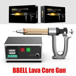 Original BBELL LAVA Core Carts Filler 25ml 50ml For Vape Cartridges Oil Filling Machine Semi Automatic Injection Gun 100% Authentic