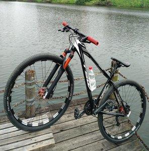 Kalosse Sıcak satış 29inch dağ bisikleti 24/27/30 hız lastiği kir bisikleti MTB dağ bisiklet 29er 29 * 19 inç lastikler