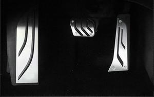 دواسة تسريع سبائك الألومنيوم عالية الجودة ، دواسة الفرامل ، دواسة مسند القدم لـ BMW 1 hatchback ، 2 كوبيه ، 3،3GT ، 4،5،7series ، X3 ، X4 ، X5 ، X6 ، عدم الانزلاق
