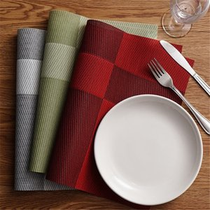 Insulation Pad Cup Dining Pad Kitchen Creative Tableware Mats Cushion Manteles Individuales Table Placemats Tool yq01981