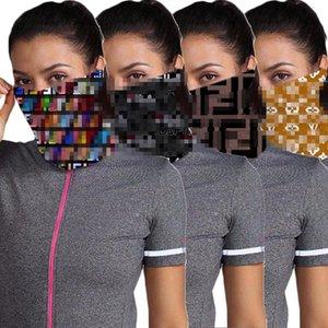 Designer Marca Headband pirata Hat Bandanas para homens e mulheres Muitos projetos de seda Durags Du-Rag Bandana headwraps Hip hop Caps Chefe Wraps