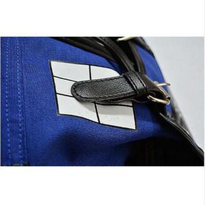 Doctor Who Tuval Baskılı Anime Dr Who Tardis tokasının sarkma Çocuk Okul çantası Sırt Çantası