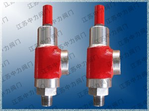 304SS high pressure welding safety valve