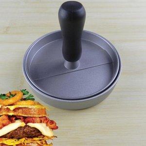 Il nuovo disegno Hamburger di carne di riempimento stampa manuale del dispositivo Meatloaf fai da te Amburgo rendere casa Ristorante Utensili da cucina