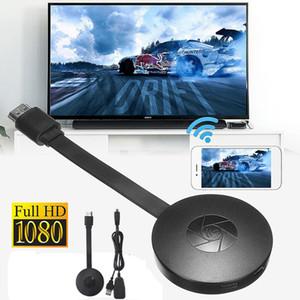큰 화면 미라 캐스트에 G2 무선 와이파이 이미지 비디오 HDMI 디스플레이 수신기 HD TV 프로젝터 PC 화면 수신기 에어 플레이 동글 미러링 전화