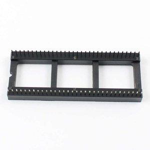 10pcs New 1,778 mm de hauteur 64 broches Dip Solder Type large Ic Adaptateur Socket