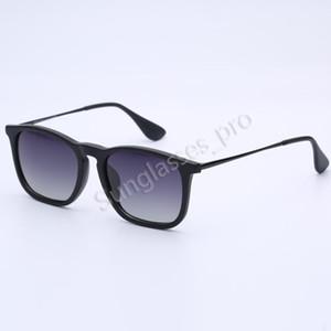 Quadro Mens Sunglasses Moda de condução óculos de sol Ray óculos polarizados Eyeware Des Lunettes De Soleil Tortoise preto com capa de couro