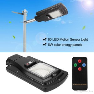 LED Solar Radar Sensor Light Control Wall Street Light Outdoor Wall Lamp Security Spot Lighting Waterproof