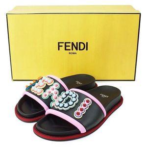 2019 Moda sandálias de slides chinelos para mulheres dos homens COM ORIGINAL Caixa 2019 Hot Designer flor impresso unisex beach flip flops slippe