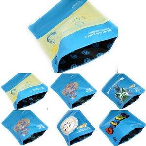 Sacos de embalagem Dhl Proof envio Bags Cheetah Piss sacos cookies Mylarbag grátis 5styles Cheiro 3,5 g Mylar Mylar LxBbB