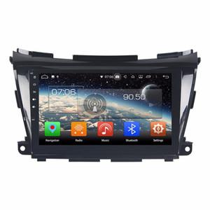"""1 din 10.1 """"Android 8.0 Car Radio Navegação GPS Multimídia Unidade de Cabeça Carro DVD para Nissan Morano 2015 4 GB de RAM 32 GB / 64 GB ROM"""