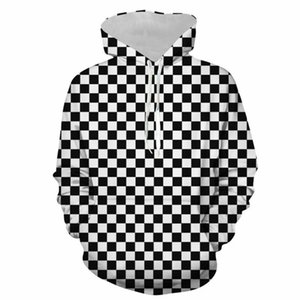 Fashion Men Couples Hooded New Casual Sweatshirt 3D Long Sleeve Printed Jumper Pullover Tops Hoodies