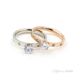 Envío libre fino de 18 quilates de oro blanco 1 ct moissanite anillos de compromiso para las mujeres, corazones y flechas, anillos de diamantes de la boda