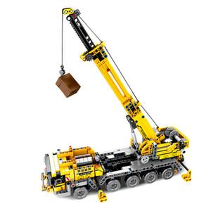 Legoing 솜씨 계몽 자동차와 호환 2020 새로운 단위 빌딩 블록을 도시 공학 기술 기계, 어린이를위한 장난감